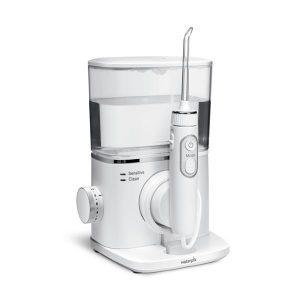 Waterpik, dental implants, oral hygiene